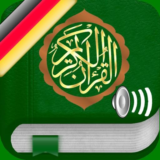 Koran Audio mp3 Pro : Deutsch