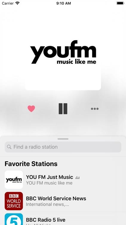 Podcasts Radio & Music screenshot-3