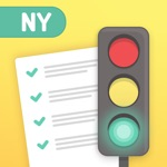 New York DMV NY - Permit test