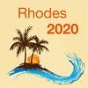 Rhodes 2017 — offline map