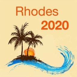 Rhodes 2017 — offline map