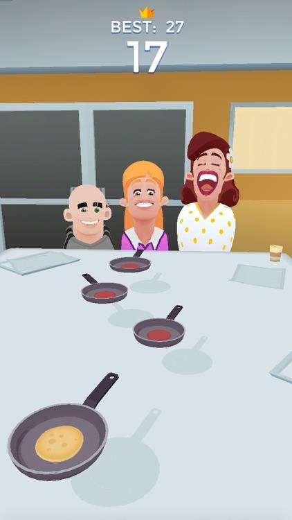 Flippy Pancake screenshot-5