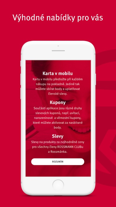 Screenshot for ROSSMANN CLUB in Poland App Store