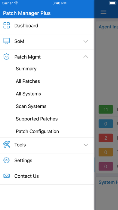 ManageEngine Patch Manager screenshot one