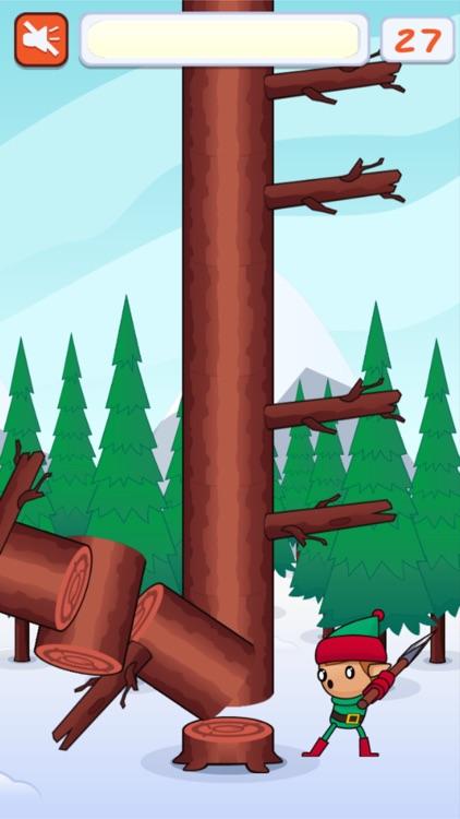 Lumberjack Santa Claus screenshot-3