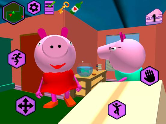Скачать игру Piggy Family Escape