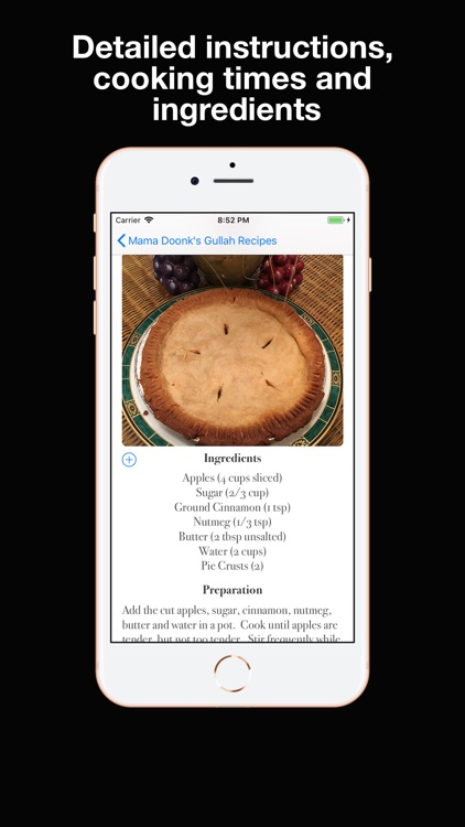 Gullah Recipes screenshot-2