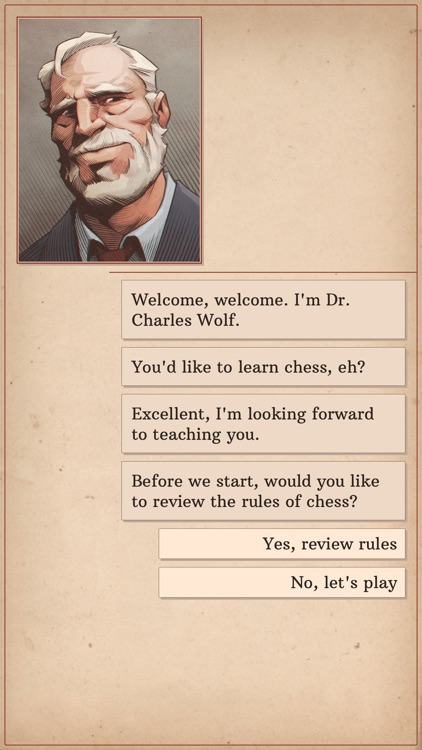 Learn Chess with Dr. Wolf screenshot-0
