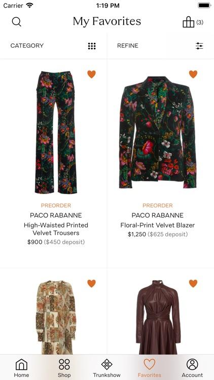 Moda Operandi | Luxury Fashion screenshot-6