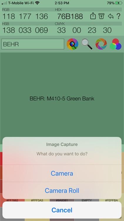 Color Query Pro screenshot-7