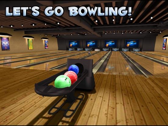 Galaxy Bowling HD screenshot