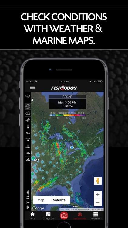 FISHBUOY™ Pro Fishing App screenshot-4