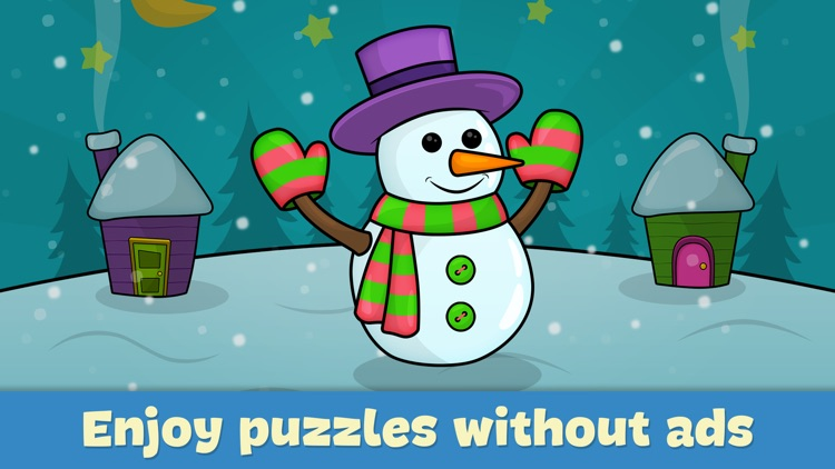 Toddler puzzle games for kids screenshot-5
