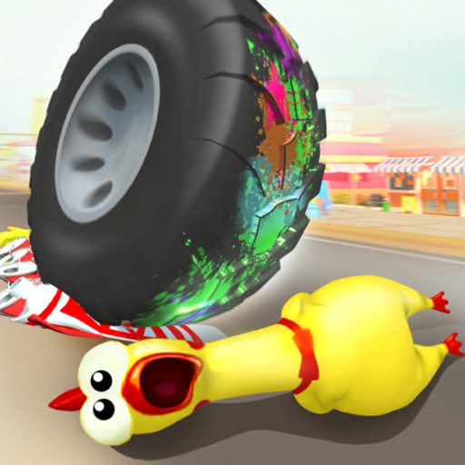 Wheel Smash icon