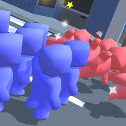 Crowd Clash 3D