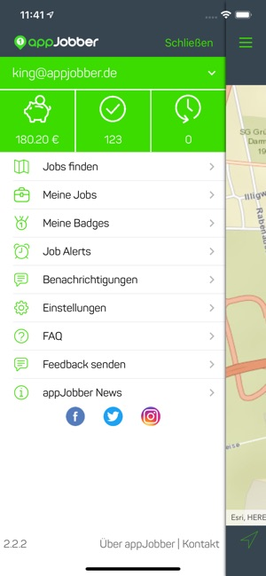appJobber Screenshot