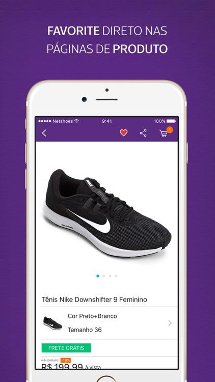 Netshoes screenshot-3