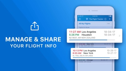 Screenshot for The Flight Tracker in Azerbaijan App Store