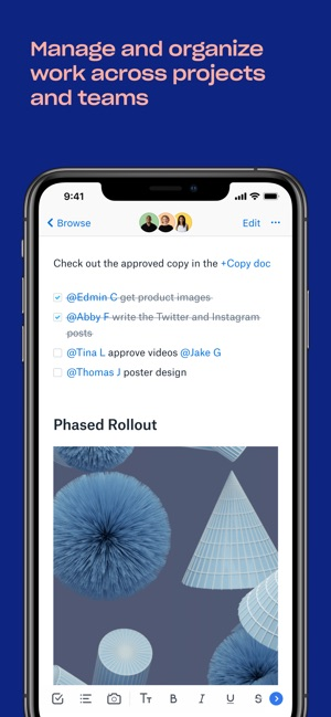 Paper by Dropbox Screenshot