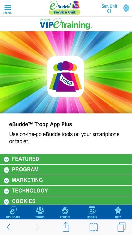 eBudde™ Troop App Plus screenshot-9