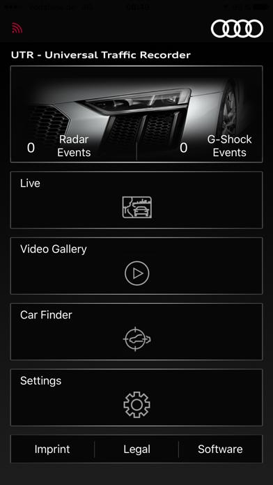 Universal Traffic Recorder screenshot one