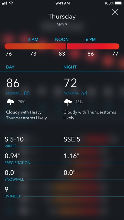 Aeris Pulse Weather screenshot-7