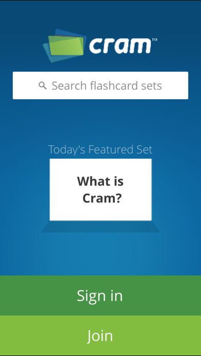 Flashcards with Cram Screenshot 2