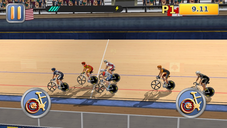 Athletics 2 Summer Sports Lite screenshot-7