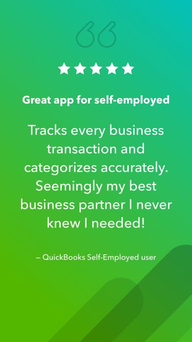 QuickBooks Self-Employed - Revenue & Download estimates