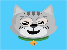 We would like to introduce Face cat funny emoji 2019 for iMessage, It is amazing collection stickers in iPhone and iPad to Chat funny with friends