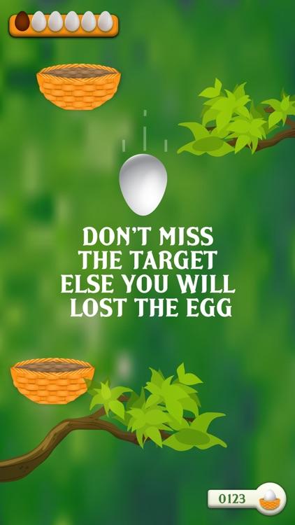Easter Egg Tap To Jump Basket screenshot-3