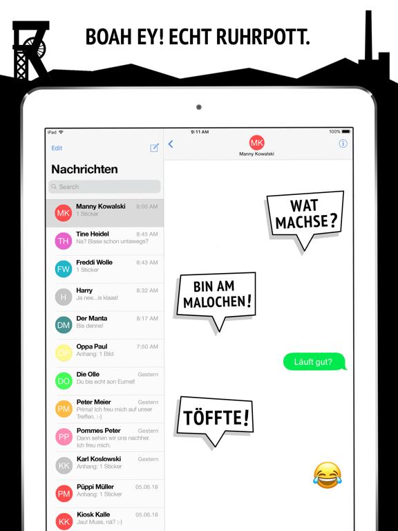 Ruhrpott Stickers screenshot #2