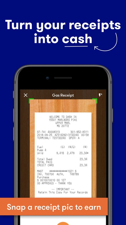 GetUpside: Gas & Food Cashback screenshot-5