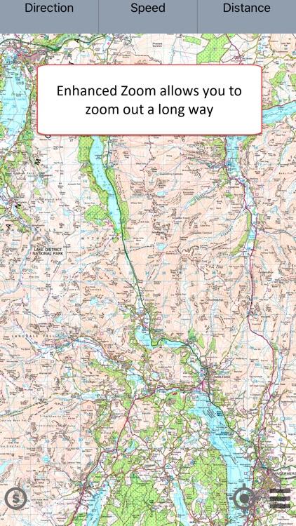 OMN - Outdoor Map Navigator screenshot-9