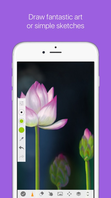 Sketch - Draw & Paint by Sony Mobile Communications AB (iOS