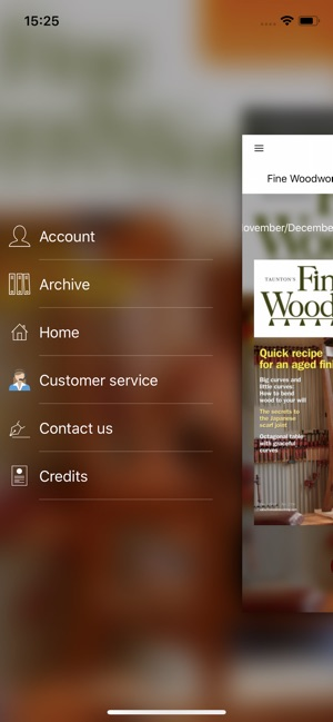 Fine Woodworking Magazine On The App Store