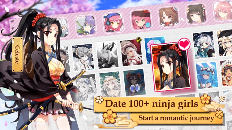 Ninja Girls: Reborn screenshot-2