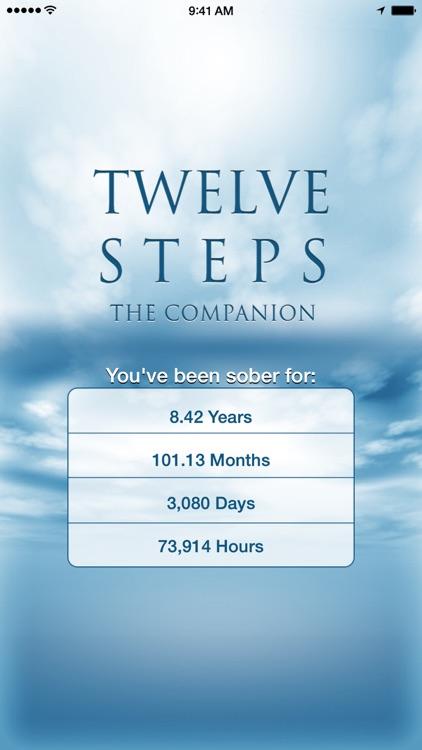 12 Steps Companion AA Big Book