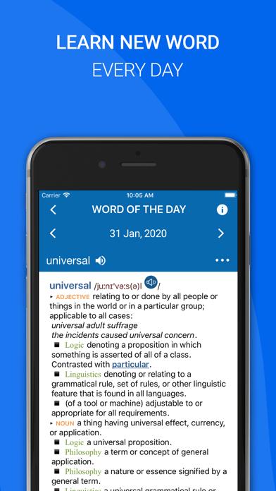 Oxford Dictionary of Englishのおすすめ画像5