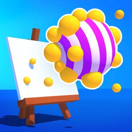 Art Ball 3D image