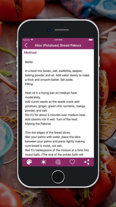 Snacks Recipes - English screenshot 3