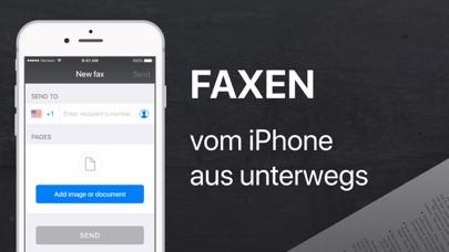 FAX app - Fax SendenScreenshot von 1