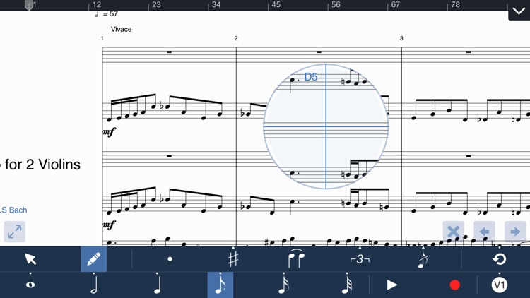 Symphony Pro - Music Notation screenshot-1
