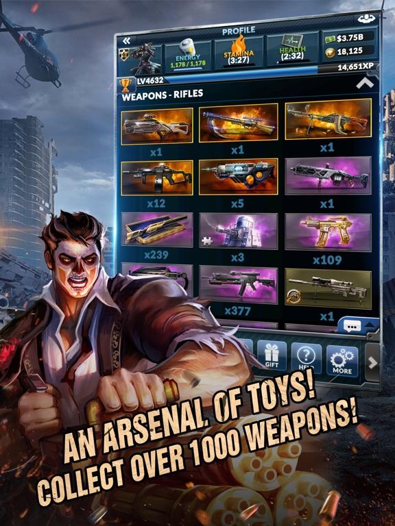 Underworld Empire iPad app afbeelding 4