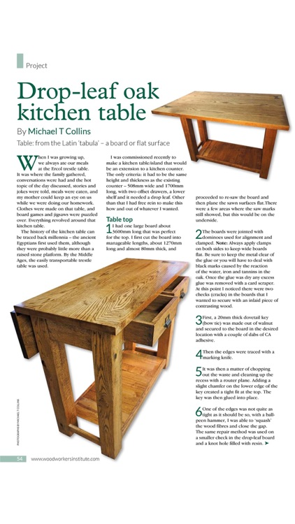 Woodworking Crafts Magazine screenshot-7