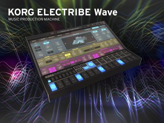 KORG ELECTRIBE Waveのおすすめ画像1
