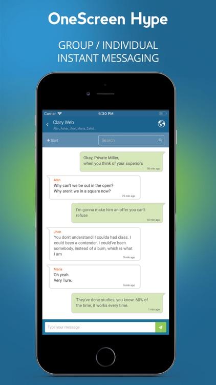 OneScreen Hype screenshot-9