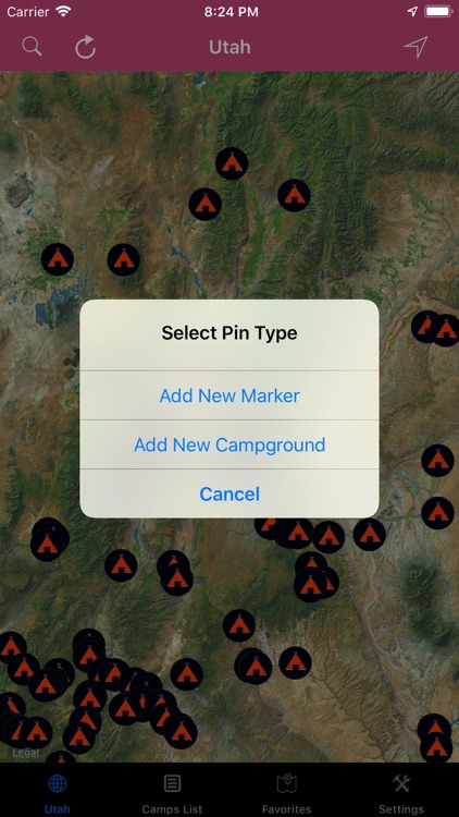 Utah – Campgrounds & RV Parks screenshot-7