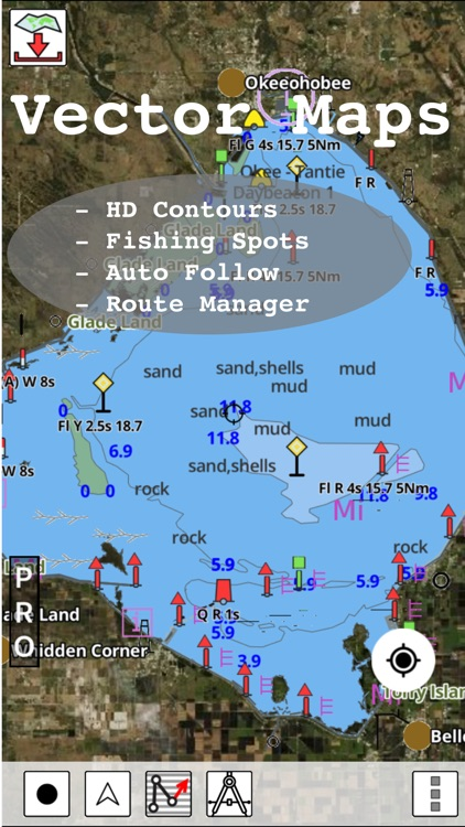 i-Boating:Sweden Marine Charts screenshot-3