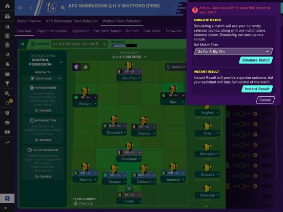 Football Manager 2020 Touchのおすすめ画像6